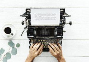 typemachine, basis gereedschap