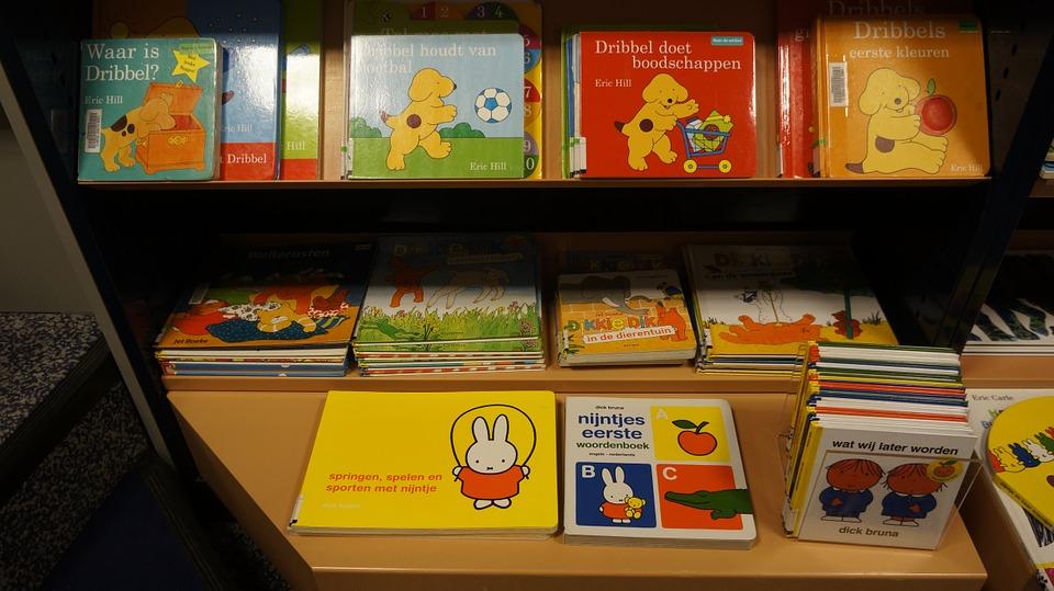 Kinderboekenweek puzzle