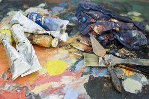 schilder,kunstschilder,inhuldiging