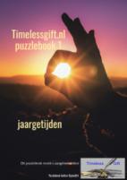 puzzlebook,PUZZLEBOOKSERIE,JAARGETIJDEN